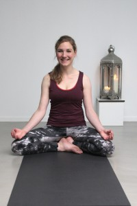 Lizzy Wakefield, Yoga therapeut Woerden
