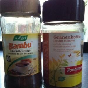 gezonde koffievervangers