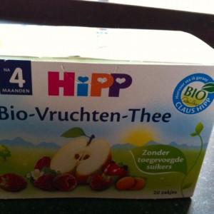 thee voor baby's vanaf 4 maanden